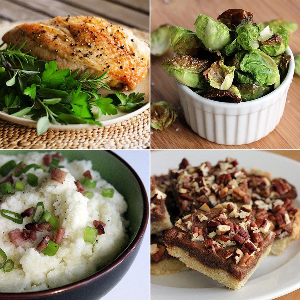 Paleo Holiday Recipes