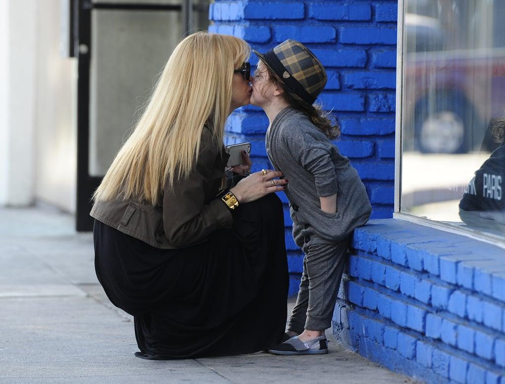 Rachel Zoe and Skyler Berman Out in LA