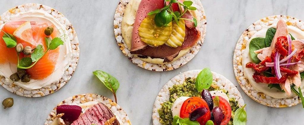 11 Nouvelles Façons de Manger Vos Galettes de Riz