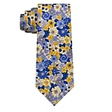 Croft & Barrow Bright Botanical Skinny Tie