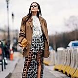 How to Wear Oversize Blazer