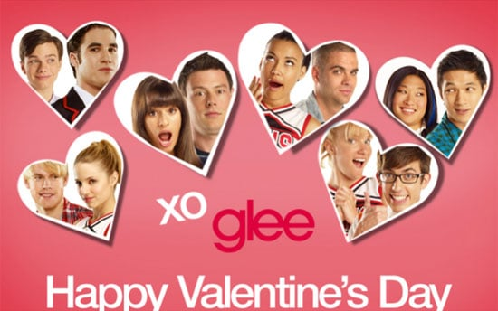 "Listen to Lea Michele, Darren Criss, Kevin McHale and Mark Salling Sing From Glee's Valentine's Day Episode ""Silly Love Songs"""