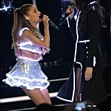Ariana Grande Didn't Even Attempt to Go Country at the CMAs