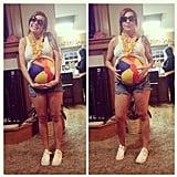 A Beach Ball
