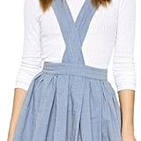 Maison Kitsuné Clea Skater Skirt ($295)