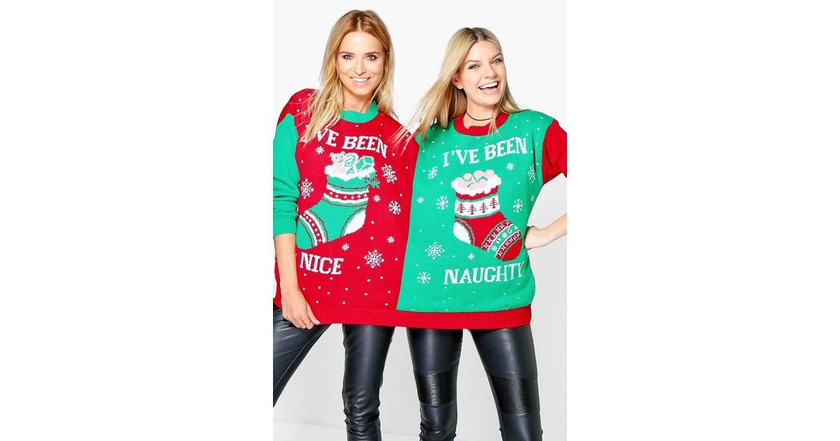 Naughty Or Nice Christmasgirls