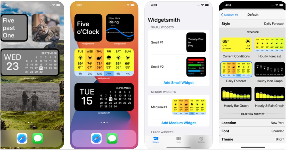 5 Apps to Help You Customize Your Phone's Home Screen With iOS 14