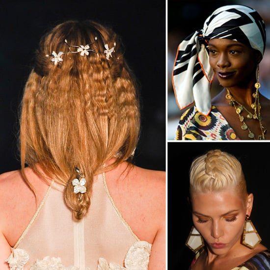 9 Summery-Cool Hairstyles From São Paulo Fashion Week
