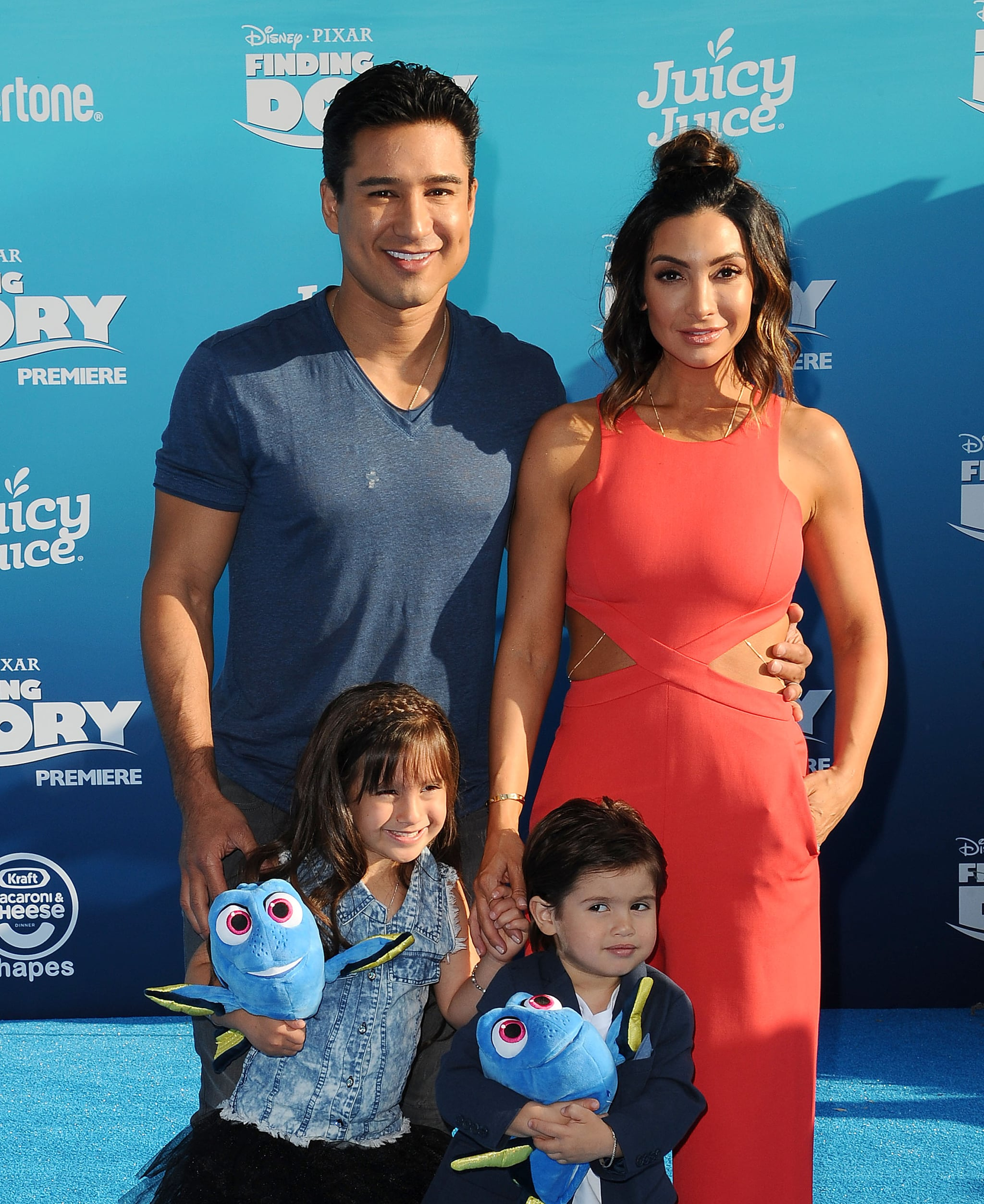 Celebrity Entertainment Sorry Dory But Mario Lopez And