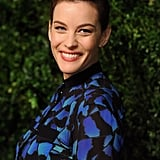 Liv Tyler smiled at the NYC awards
