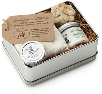 For Her: Spa Experience Tin