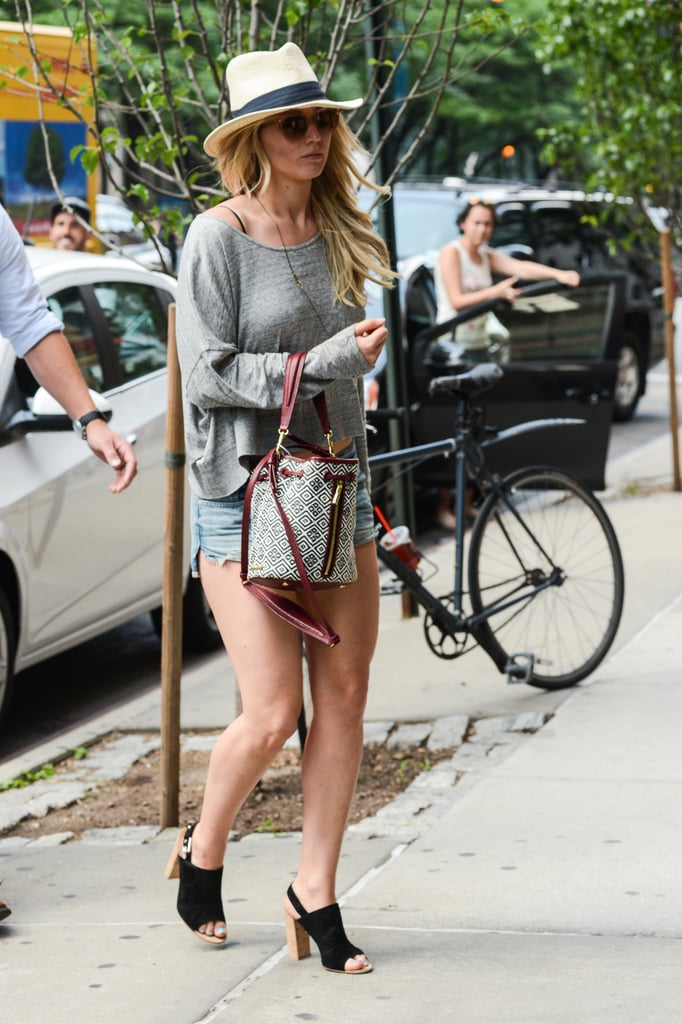 The Mockingjay Has Landed — See Jennifer Lawrence's Latest NYC Outings