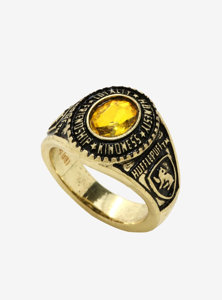 Harry Potter Hufflepuff Class Ring