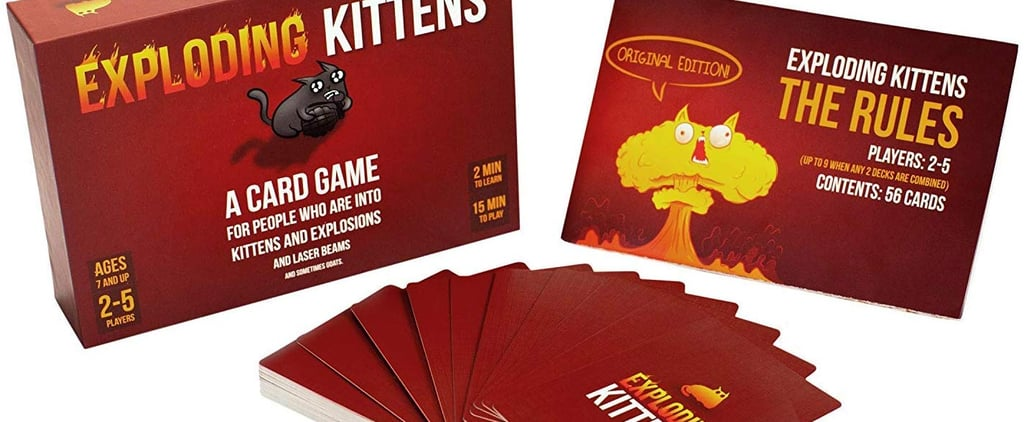 Exploding Kittens Is the Weirdest, Most Hilarious Game