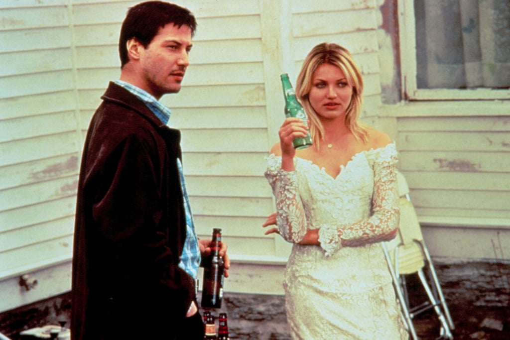 Cameron Diaz In Feeling Minnesota Movie Wedding Gowns Worn By