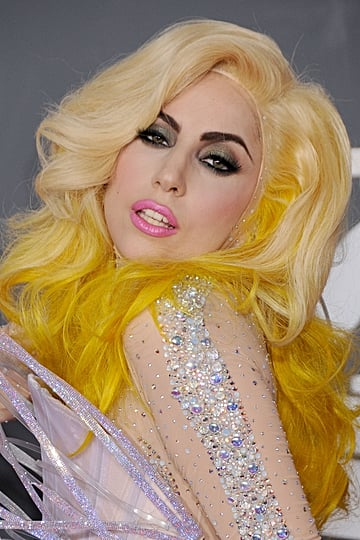 Lady Gaga's Best Beauty Looks