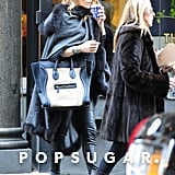 Blake Lively Pregnant Walking Through NYC | Pictures