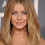 Julianna Hough's makeup at the Grammys.