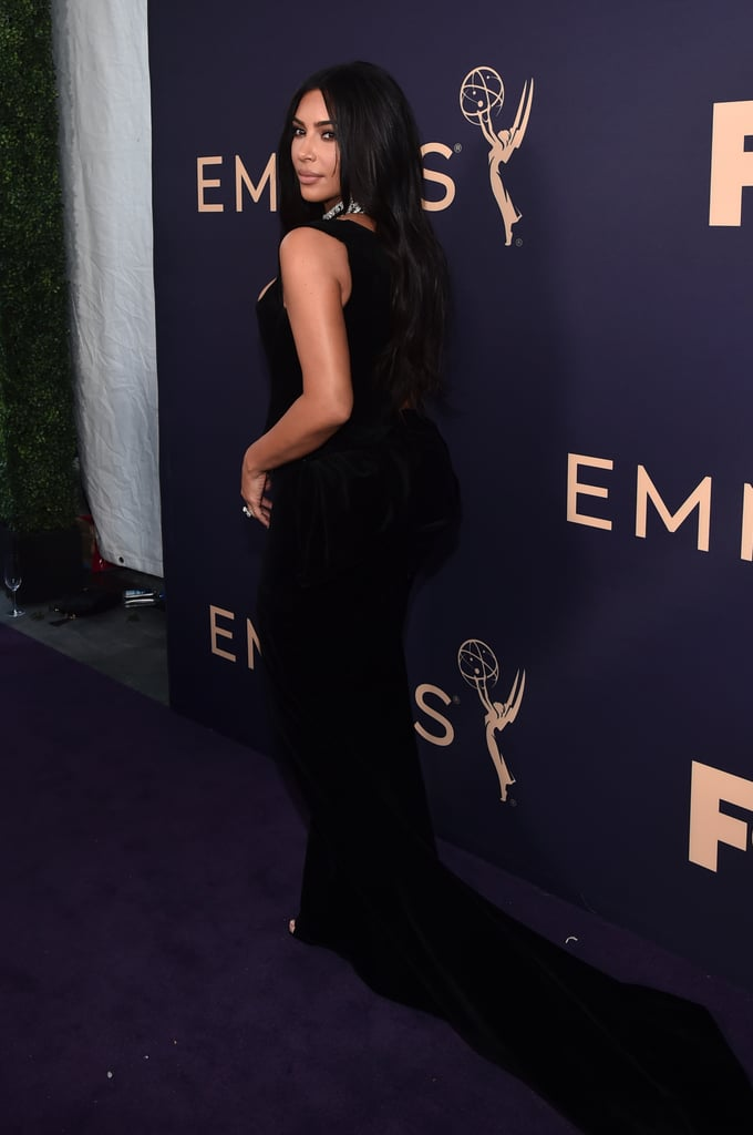 See Kim Kardashian and Kendall Jenner at the Emmys 2019