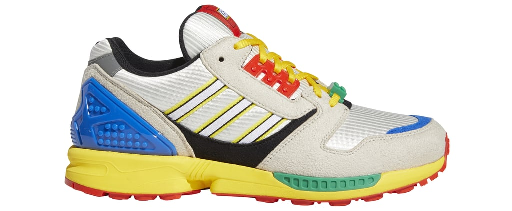 Where to Shop the Adidas Originals x LEGO ZX8000 Sneakers