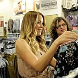 Lauren Conrad makes an appearance at Kohl's.