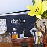 Shake up the drink menu
