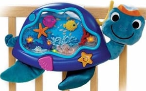 Mommy Alert!  Baby Einstein Crib Toys