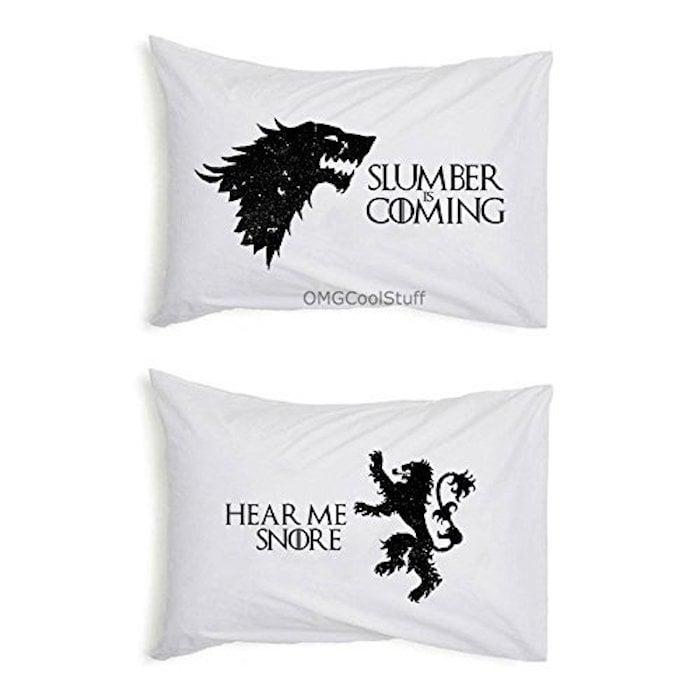 Game of Thrones Pillow Case Set