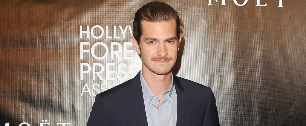 Andrew Garfield's New Look Might Make You Do a Double Take