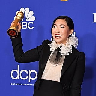 Awkwafina Just Became the First Asian Actor to Win a Golden Globe For Lead Actress in a Movie