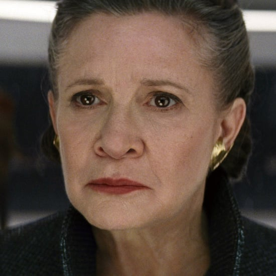 Does Leia Use the Force in The Last Jedi?