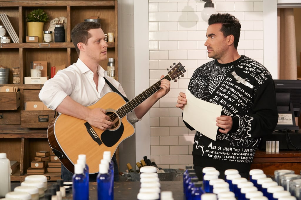 David and Patrick's Cutest Moments on Schitt's Creek