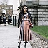 21 Street Style Looks that'll Make You Want to Get in on Gingham