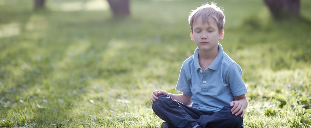 My Favourite Relaxation Technique to Calm Kids Down