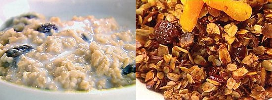 Would You Rather Eat Oatmeal or Granola?