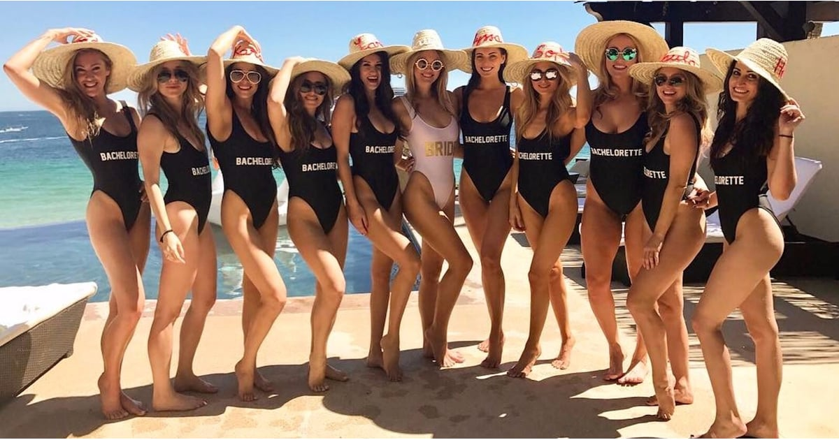 Bachelorette Party Swimsuits