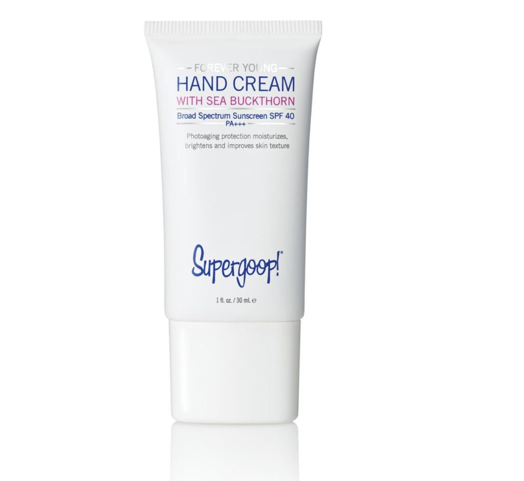 Supergoop Forever Young Hand Cream Broad