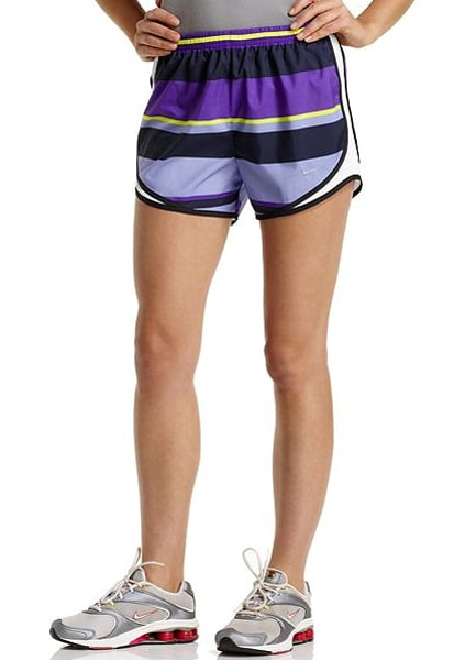If you're looking for a quick Spring pick-me-up, these sweet little striped Nike Running Shorts ($36) are a perfect pick.