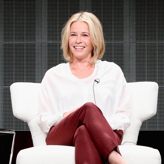 Chelsea Handler Thinks Donald Trump Has Syphilis