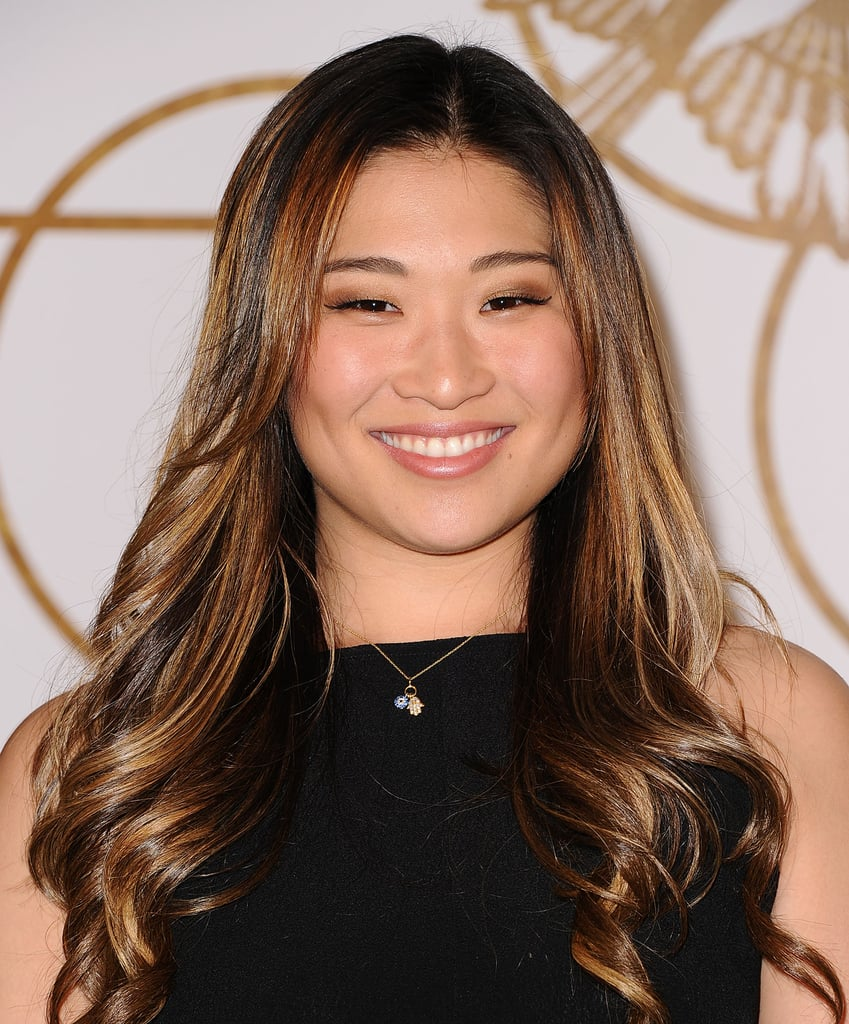 Jenna Ushkowitz at the LoveGold Party