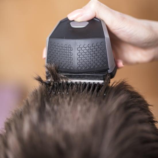 Shaving My Boyfriend's Head at Home