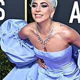 Lady Gaga at the 2019 Golden Globes