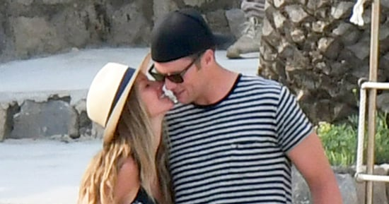 Gisele Bundchen and Tom Brady's Lovefest in Italy Is Helping Us Believe in Love Again — See the Enviable Pics