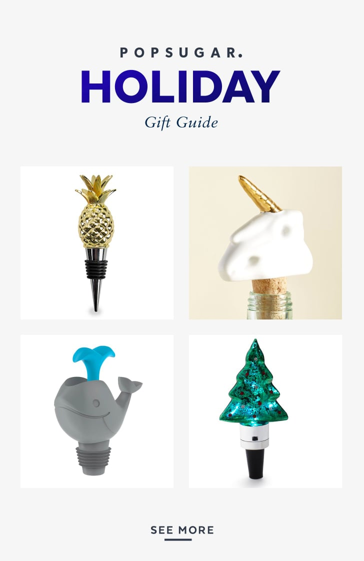 Christmas Wine Stoppers.Best Wine Stoppers Popsugar Food