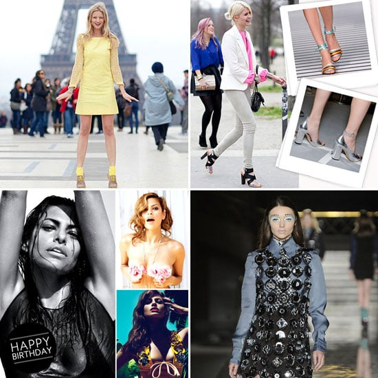 Fab Recap — Paris Fashion Week Street Style, Our Ultimate Spring Shoe Guide, and More!
