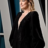 Olivia Wilde at the Vanity Fair Oscars Afterparty 2020