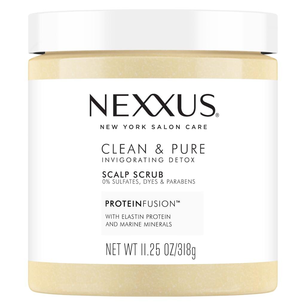 Best Scalp Scrub: Nexxus Scalp Scrub