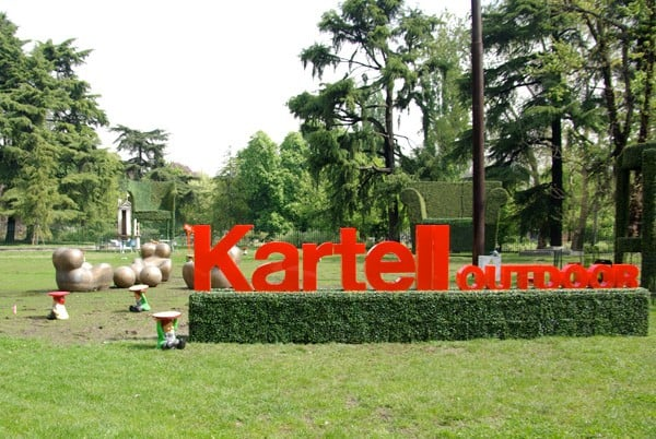 Cool Idea Kartell Philippe Starck Topiary Garden