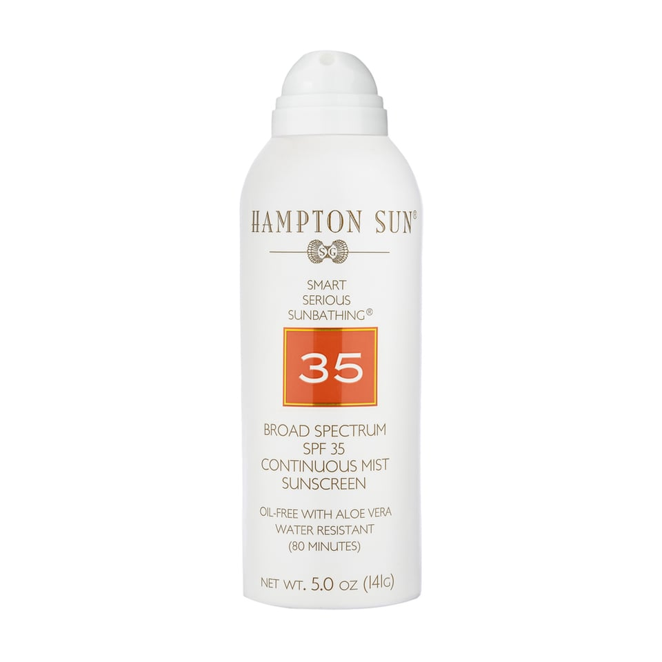 Continuous Mist Sunscreen SPF 35