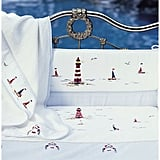 Sailing Crib Set